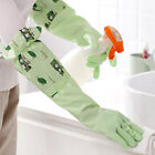 Washing Up Gloves Long Sleeve Household Kitchen Dishes Cleaning Gloves