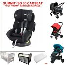 Baby Cot Pram Stroller Car Seat Mattress Bath Joolz iCandy Boori Custom Package