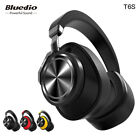 Bluedio T6S Bluetooth Headphones ANC Wireless Headset Voice Control for Phones
