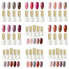 6ml BORN PRETTY 4/6 Bottles Nagel Gellack Gel UV Nagellack Nail UV Gel Polish