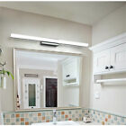 Modern Bathroom LED Anti-fog Mirror Front Make-up Wall Light Toilet Vanity Lamp