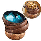 Kitchen Key Candy Nut Storage Bowls Natural Coconut Shell Handmade Bowl Dishes~~