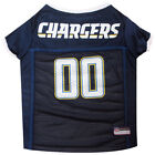Los Angeles Chargers NFL Pets First Licensed Dog Pet Mesh Jersey XS-2XL NWT $27.97 USD on eBay