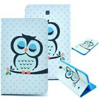 Owl Pattern Leather Case Cover for Samsung Galaxy Tab 4 7.0 SM-T230NU /T230/T231