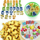 Biscuit cutters play doh playdough letters numbers