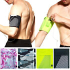 Universal Sport Running Riding Arm Band Case For MP3 Cell Phone Holder Bag S/M/L image