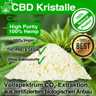 Kyпить CBD Kristalle ⭐ Terpene HERRLAN® aus Bio Anbau⭐Made in Germany⭐ Kristall >99,6% на еВаy.соm