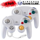 2Pack Wired NGC Controller Gamepad for Nintendo Game NGC Cube & Wii U Console