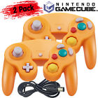 2Pack Wired NGC Controller Gamepad for GameCube NGC GC & Wii Console