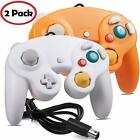 2Pack Wired NGC Controller Gamepad for Nintendo GameCube GC & Wii Console <br/> ✔USA Seller ✔FAST Shipping ✔FREE Shipping ✔2100+Sold