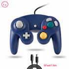 2Pack Wired NGC Controller Gamepad for Nintendo GameCube GC & Wii U Console USA