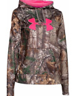 NWT Under Armour Women's UA Camo Hunting Realtree Xtra Tactical Hoodie Medium