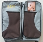 Baby Portable Bassinet Foldable Changing Baby Infant Bed Travel Diaper Bag Crib