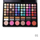 Huge Palette 78 Matte and Shimmer Colors Eyeshadow Highlighting Shades and Blush