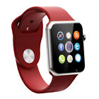 Cawono A1 Smart Wrist Watch Bluetooth SIM Card Phone For Android Samsung Iphone