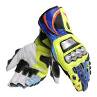 Dainese Replica Valentino Rossi VR46 Motorcycle Gloves New RRP £379.94!!