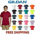 Gildan Men's Ultra Cotton T-Shirt Short Sleeve Tee Plain Blank Solid 2000 S-5XL image
