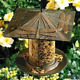 Dragonfly Tube Bird Feeder photo