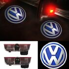 2x LED Car Door Welcome Projector Logo light for Benz Audi BMW VW Land Rover