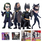 "ToysRocka DC Comics Movie Hero The Dark Knight Rises Batman 4"" Action Figure Toy"