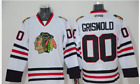 Replica Clark Griswold 00 Chicago Blackhawks Jersey Sizes S 3XL