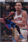 1994 - 1995 Fleer Flair Grant Hill Detroit Pistons #213 Basketball Card