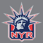 New York Rangers Vinyl Sticker / Decal *NHL*Eastern*Metropolitan*Hockey*NY* $2.50 USD on eBay