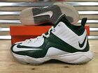 Nike Air Max MVP Elite 2 Nubby Turf Baseball Shoes White Green SZ ( 739394-115 )