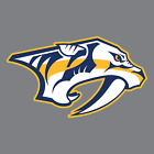 Nashville Predators Vinyl Sticker / Decal *NHL* Western * Central * Hockey *TN* $2.00 USD on eBay