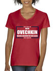 "V-NECK Alexander Ovechkin Washington Capitals ""Washington Great"" Ladies Shirt $15.99 USD on eBay"