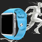 A1 W Smart Wrist Watch Bluetooth GSM Phone For Android Samsung LG Sony Iphone