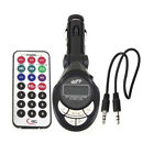Car FM Transmitter BT Hands-free LCD MP3 Player Radio Adapter Kit Charger Hot