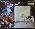 Sony PlayStation 4 Pro and Playstation 4 Limited Editions with extra games