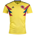 New Adidas 2018 World Cup Colombia Football Jersey Shirt Blue Yellow Home Away