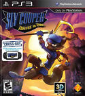 Sly Cooper: Thieves in Time (Sony PlayStation 3 Game)