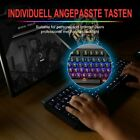 LESHP Unlimited Backlight Wired Multimedia Mechanical Game Gaming Keyboard MY