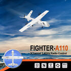 XK A100/ A110/Battery  200m Control  3CH 2.4G RC Airplane RTF Glider US STOCK