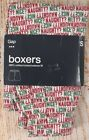 NWT Men's GAP Boxers 100% Cotton Discontinued Patterns