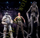 "NECA Aliens 3 Movie Series 8 Xenomorph 7"" PVC Action Figure New Collection Doll"
