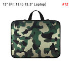 Soft Handbag Laptop Bag Notebook Cover For HP Lenovo Acer Dell MacBook Air Pro