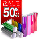 Gloss Vinyl Wrap - NEW Candy Metallic Vehicle Stickers, Bubble Free Car Wrapping