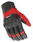 Joe Rocket Phoenix 5.1 Short Motorcycle Gloves BLACK RED SHIPS FREE
