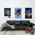 Star Wars The Trilogy Film Poster Set In A4 A3 £11.98 GBP on eBay