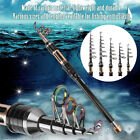 2.1-3.0m Fishing Rod Ultralight Carbon Telescopic Portable Sea Spinning Pole