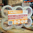 Clear Packing Tape Heavy Duty Sealing Adhesive Tape for Packaging Office Storage