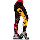 KANSAS CITY CHIEFS Women's Leggings Fitness Pants Tights NFL SUPER BOWL 2019 NEW on eBay