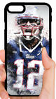 TOM BRADY NEW ENGLAND PATRIOTS NFL PHONE CASE FOR iPHONE X 8 7 6S 6 PLUS 5C 5S 4 $14.88 USD on eBay