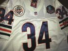 FREE SHIP Chicago Bears classic #34 Walter Payton SB patch stitched Jersey WHITE on eBay
