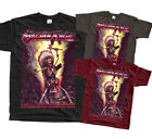 Meliah Rage Kill to Survive T Shirt 100% cotton black brick brown sizes S-5XL  image