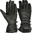 Weise Custom Mens Leather Summer Waterproof Motorcycle Gloves RRP £34.99!!!